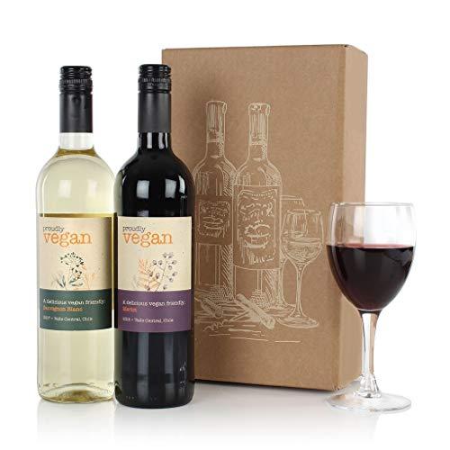 Vegan Wine Duo - 2 Vegan Wines Hamper Gift