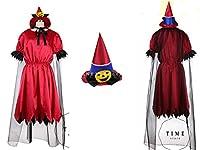 東京ディズニーシー(TDS) ディズニー・ハロウィーン2016 シェリーメイ コスプレ衣装+帽風
