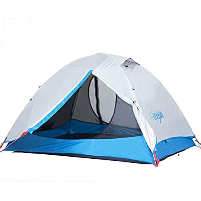 Wolf Walker Pop Up Tents for Camping, 4 Person Instant Set Up Dome Tent for Family Outdoor Hiking, Backpacking, Picnic Fast Pitch ?