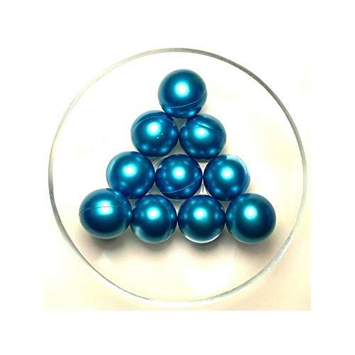10 perlas de baño orgánicas 100 % naturales, bolas de ducha, bombas de baño, aroma relajante e hidratante, aroma vetiver