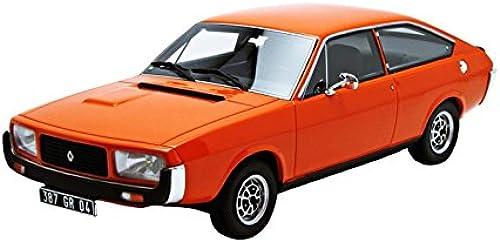 Otto Modelle 599 Renault 15 GTL Orange 1979