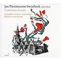 Sweelinck: Cantiones Sacrae by Gesualdo Consort Amsterdam (2011-05-03)