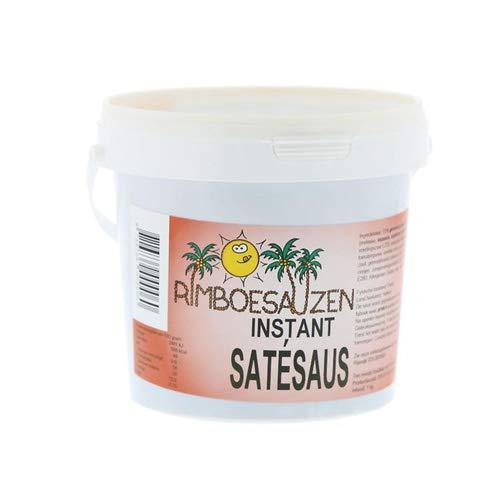 Rimboesauzen - Sataysauce / Peanutsauce Paste - 1kg