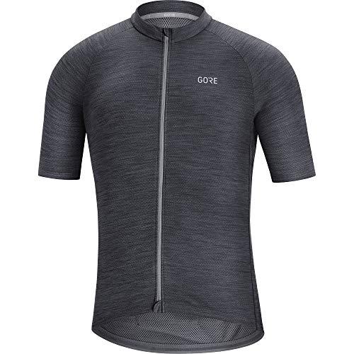 GORE WEAR Herren Wear C3 Jerseys, Black, XL EU