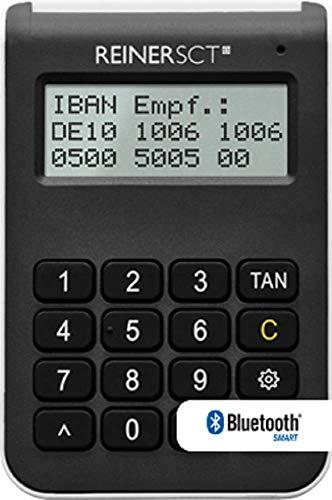 Reiner SCT tanJack Express TANs generieren via Bluetooth