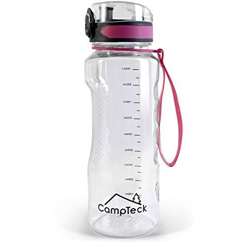 CampTeck U6970-1 litre water bottle (1000ml - 34 fl. oz.) Sports Drinks...