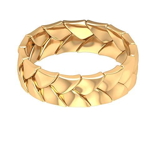 Rosec Jewels 10 quilates oro amarillo 'NA