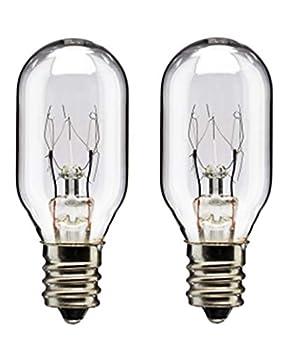 20 Watt Replacement Bulb for Conair Make Up Mirrors RP34B 130 Volt Includes 2 Bulbs