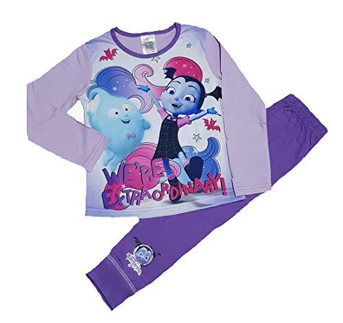 NICKELODEON, VAMPIRINA - Pijama - para niña Pink & Purple 3