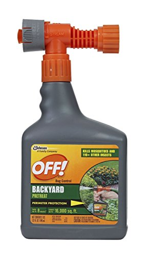 Off! Mosquito Killer And Repellent Mosquitoes 32 Oz