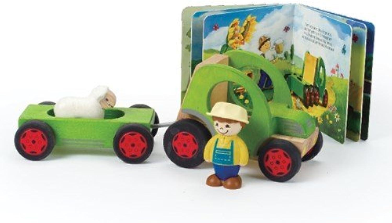 Hape International HAPE  My Tractor
