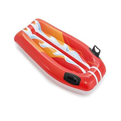 YIQIFEI Fila Flotante Inflable para niños, Fila Flotante para Piscina, Juguetes para la Cama, Anillo de natación, sillón de Agua, Adecuado para la Playa, Fiesta de Verano