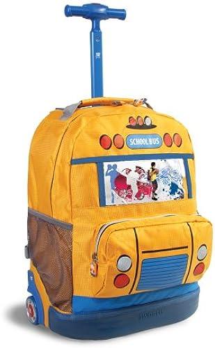 J World New York KRB-003 SCHOOL BUS, Schulrucksack