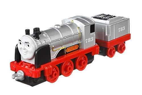 Thomas & Friends- DXR59 Locomotora Grande Merlin Tren de Juguete, Multicolor, 0 (Mattel