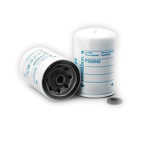 Donaldson P550440 Fuel Filter (Secondary, Spin-on) (Pack of 3)