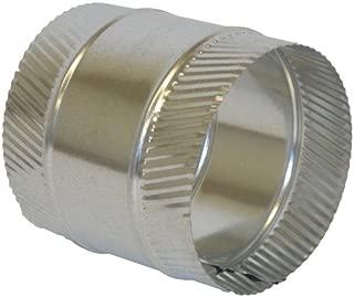Speedi-Products FDSC-06 6-Inch Diameter Flex and Sheet Metal Duct Splice Connector Collar
