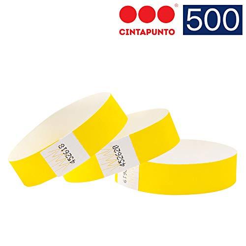 Cintapunto Unisex - Adulto 655043552056 Neon Yellow Normal