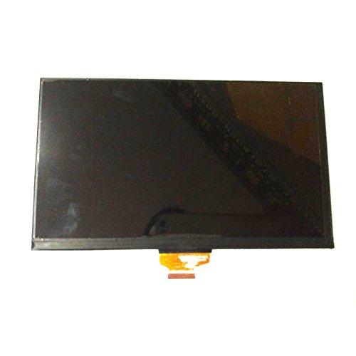 Negro Color EUTOPING  De Nuevo 7 Pulgadas Pantalla tactil Digital La sustitución de para Alcatel One Touch PiXi 3 (7) 3G WiFi 9002X 9002W 9002a 8054 8055 8056 LCD
