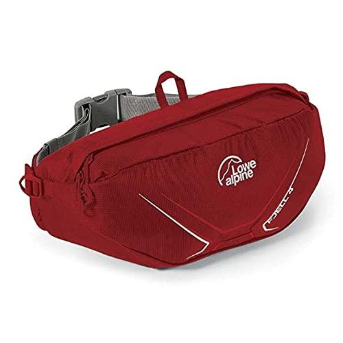 Lowe Alpine Fjell 4 poche sur la hanche, Rouge