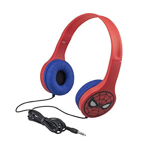 TECH2GO SM-V126 - Casco Spiderman, Color Rojo