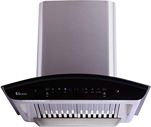 Seavy 60 cm 1200 m3/hr Auto Clean Chimney with...