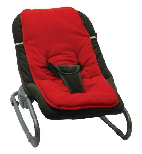 Easy 5851060 - Cojin para silla mecedora, color rojo