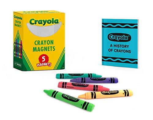 Crayola Crayon Magnets (RP Minis)