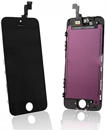 Buy (Tested) LCD Display with Touch Screen Digitizer Glass Combo for I Phone 5S (Black