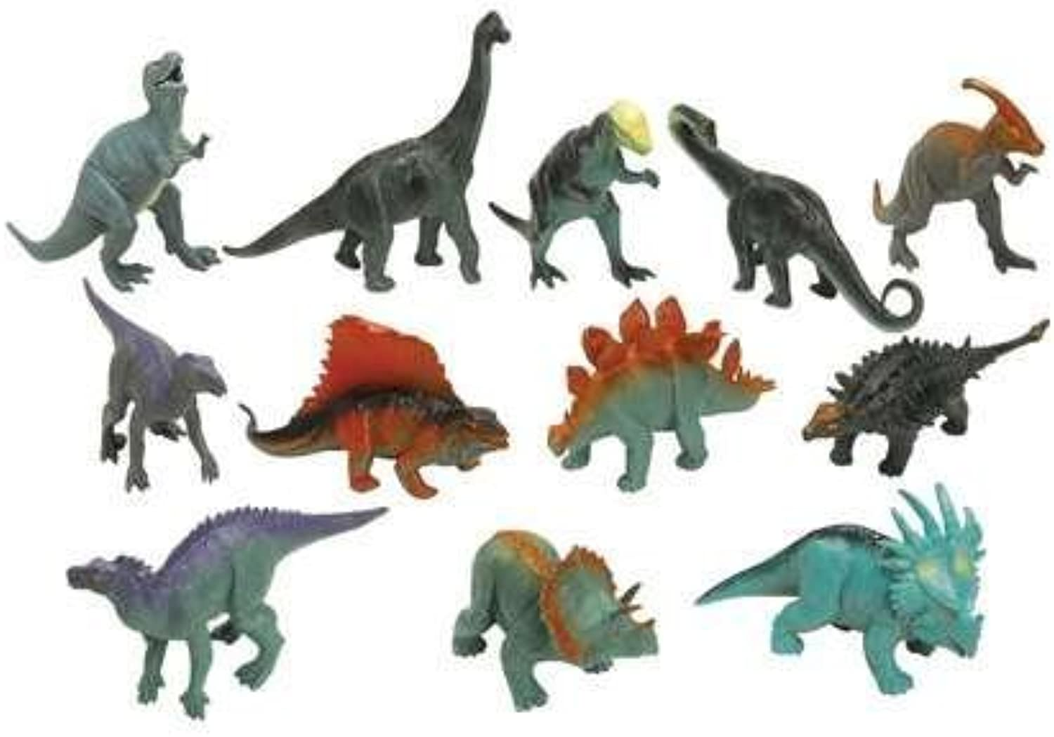 Museum Dinosaurs–Set of 12by constructiveplaythings