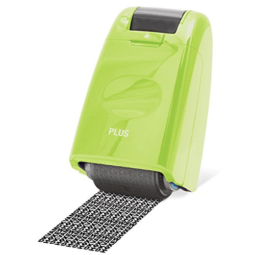 Plus Corporation 38092 - Sello de oficina para privacidad
