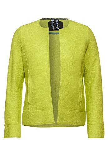 Cecil Damen 211276 Jacke, Nordic Yellow, M