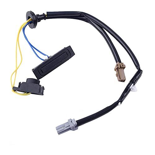 Story 25380-2DT1A Lípara de la Tapa del Tronco Interruptor de la Bomba de la Tapa del Tronco Ajuste para Nissan Sentra Tiida C11 LATIO Versa (Color : Black)