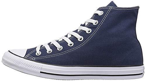 Converse Trampki Chuck Taylor Hohe Sneaker ,Blau(Navy),41 EU
