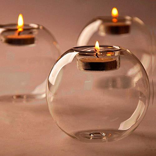 Lista de Portavelas de velas pequeñas , listamos los 10 mejores. 9
