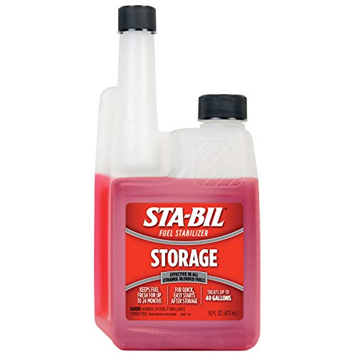 STA-BIL 22207 Fuel Stabilizer - 16 oz., Red