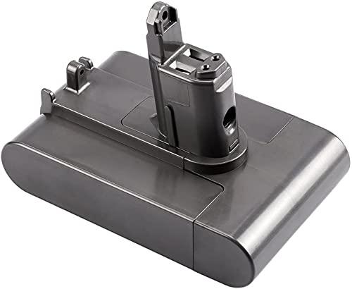 FSKE Akku für Dyson DC35 DC44 DC34 DC31 DC45 Handheld Staubsauger Ersatzteile 17083-04 917083-01 17083-2811 18172-01-04 17083-4211 Battery,22.2V 4000mAh 88.8Wh (Nur passend für Dyson Typ B)