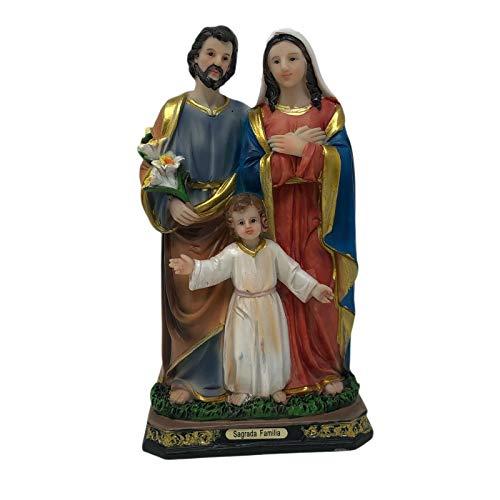 Holy Family Jesus Maria y Jose Religious Figure Sagrada Familia 8' /20 cm Statue