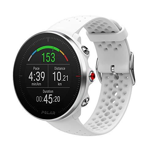 Polar Unisex Adult Vantage M Multisport Watch - White, S/M