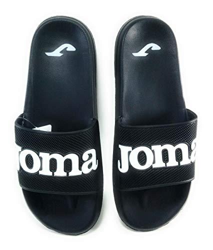 JOMA Land Chancla Hombre (Negro, Numeric_41)