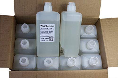 Seifencreme 12 x 500 ml NEUTRAL - Nachbau für CWS 464