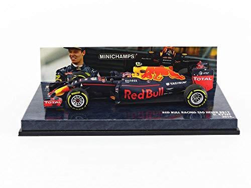 Minichamps 417160026 '1:43 Red Bull Racing Tag-Heuer RB12 D.Kvyat Modelo Coche