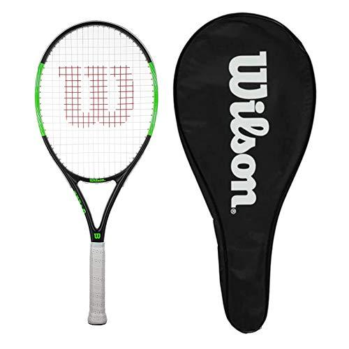 Wilson Blade Pro - Mango para raqueta de tenis (tamaño 3, 4 3/8) con cubierta de cabeza de longitud completa