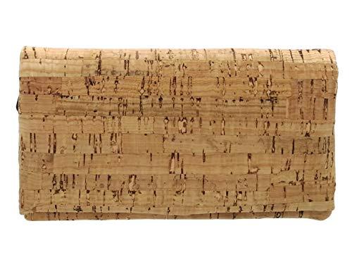 Plan B, Portasigarette Tabacco Trinciato, Yolo Sughero, 16 x 8,5 cm, 50 gr, con Borsa in Gomma EVA, Marrone
