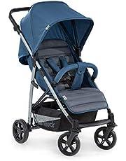 Hauck Rapid 4  Silla deportiva con respaldo reclinable para Bebés, desde nacimiento hasta 15 kg/4 años, Capacidad de carga 25 kg