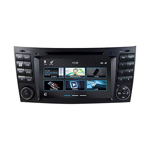 DYNAVIN N7-MBE Autoradio Navigationsgerät für Mercedes E-Klasse und CLS