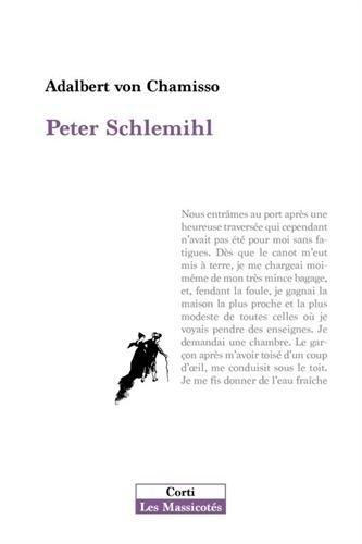 PETER SCHLEMIHL (MASSICOTES)