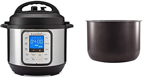 Instant Pot Duo Nova 7 in 1 Electric Pressure Cooker Sterilizer Slow Cooker Rice Cooker Steamer product image