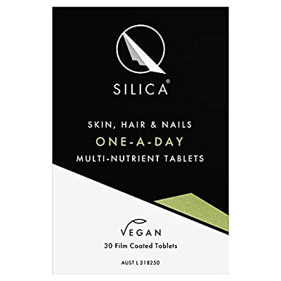 Qsilica One A Day 50 Tablets by Planet Health