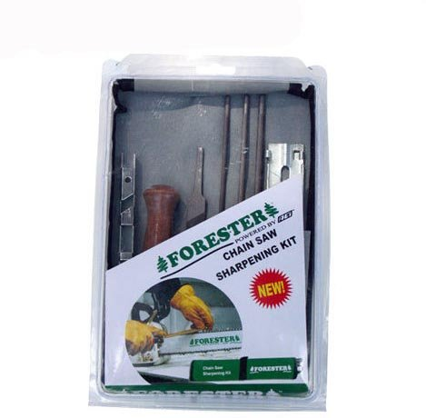 Forester Chain Saw Sharpening Round File Kit