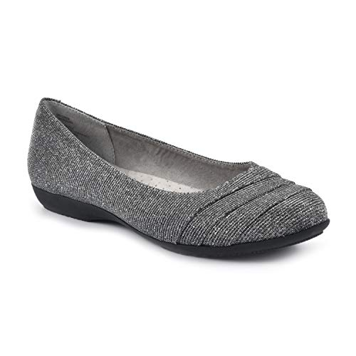 Top 10 best selling list for pewter flat shoes size 10